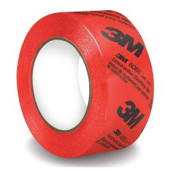 3M 8088-60, TAPE-SHEATHING-VAPOUR 8088 - 60MM X 66M - RED 8088-60