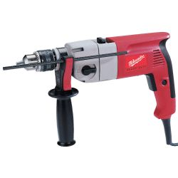 HAMMER DRILL-2 SPEED 1/2 - 7.5 AMP WITH CASE