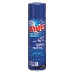 SC JOHNSON PROFESSIONAL (DEB) WINDEX 90129, CLEANER-GLASS WINDEX 560 G - AEROSOL PRO FOAMING - 90129