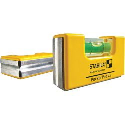 STABILA 11901, LEVEL-POCKET PRO MAGNETIC - WITH HOLSTER 11901