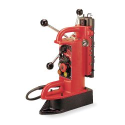 """MILWAUKEE 4202, BASE FOR MAGNETIC DRILL PRESS - FIXED 9"""" DRILL TRAVEL 4202"""