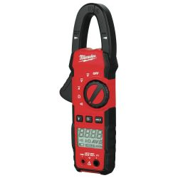 "MILWAUKEE 2235-20, CLAMP METER 400A - CAT III 600V 1"" JAW OPENING 2235-20"