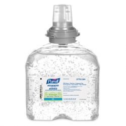 GOJO 5770-04-CAN00, HAND SANITIZER-PURELL - 70% ALCOHOL TFX 1.2L REFILL 5770-04-CAN00