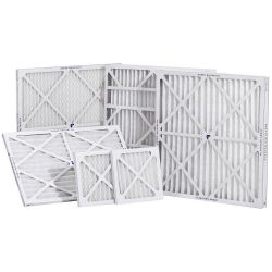 """DAFCO FILTRATION GROUP CORP. AEROSTAR 10373, FILTER PLEATED - MERV 8 - 16"""" X 25"""" X 1"""" 10373"""