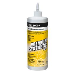 KLEIN TOOLS 51010, #51010 KLEIN WIRE PULLING - LUBRICANT 1QT. 51010