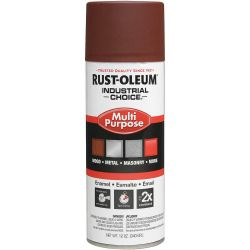 RUST-OLEUM 1667830, PRIMER-RUST INHIBITIVE IC - 12 OZ AEROSOL RED - 1667830