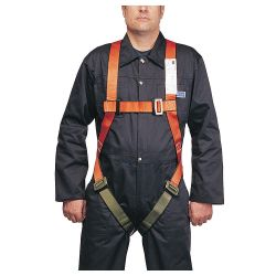 HONEYWELL - NORTH SAFETY FP700/1D/XL, HARNESS-LIGHTWEIGHT XLARGE - FULL BODY 1 D RING FP700/1D/XL