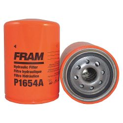 FRAM P1654A, FILTER-FRAM SPIN-ON HVY DUTY - HYDRAULIC P1654A - P1654A