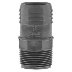 BOSHART INDUSTRIES PVCIA-1215, MALE ADAPTER-INCREASING PVC - 1-1/4 MPT X 1-1/2 INS PVCIA-1215