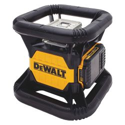 DEWALT DW079LR, ROTARY LASER KIT 20V RED LASER - C/W BATTERY AND CHARGER DW079LR