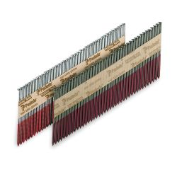 "ITW CONSTRUCTION PRODUCTS PASLODE 097971, NAILS-FRAMING STRIP PASLODE - 3"" SMOOTH 30 DEG 3000/CS 097971"