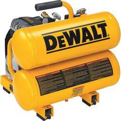 DEWALT D55151, DEWALT TWIN TANK COMPRESSOR D55151