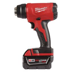 MILWAUKEE 2688-21, COMPACT HEAT GUN KIT M18 - XC5.0 REDLITHIUM 2688-21
