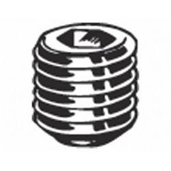 BRIGHTON-BEST 533044-PR, SOCKET SET SCREW - CUP POINT 533044-PR