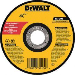 DEWALT DW8851, WHEEL 4-1/2 X .045 X 7/8 - XP ZIP CUT OFF WHEEL DW8851