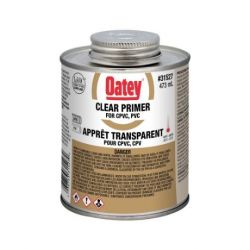 PRIMER-CLEAR 473 ML - (FOR PVC & CPVC)