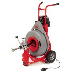 "RIDGID 61102, K-7500 POWER FEED 5/8"" PIGTAIL - MACHINE 61102"