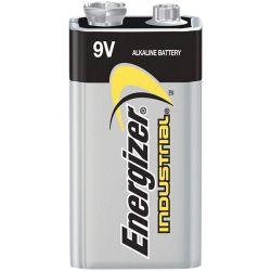 ENERGIZER EN22, BATTERY-INDUSTRIAL ALKALINE - 9 VOLT TRANSISTOR EN22
