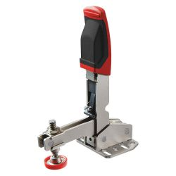 BESSEY TOOLS STC-VH50, CLAMP-TOGGLE VERTICAL 0-50MM - FLANGED BASE 700LB CAP - STC-VH50
