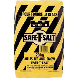 WINDSOR 5022, SALT-SAFETY 20 KG #5022 5022