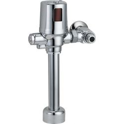 MASCO DELTA 81T201BTA, DUAL FLUSH BATTERY OPERATED - ELECTRONIC WC FLUSH VALVE 81T201BTA