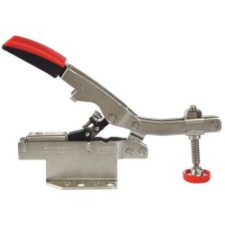 BESSEY TOOLS STC-HH70, CLAMP-TOGGLE,HORIZONTAL, - FLANGED BASE,25-550 LB FORCE, STC-HH70
