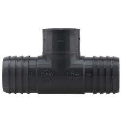 BOSHART INDUSTRIES PVCFRT-151510, COMBINATION TEE PVC - 1-1/2 X 1 I X I X FPT PVCFRT-151510
