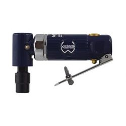 WESCO PROD TOOL IMP. LTD WESPRO 129896, AIR GRINDER-ANGLE 1/4 - FORWARD EXHAUST W/SAFETY LEVER 129896