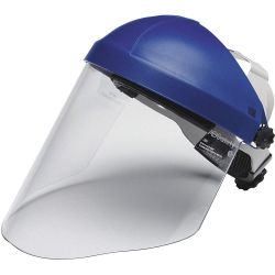 FACE SHIELD - WP96 CLEAR - POLYCARBONATE