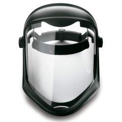 HONEYWELL UVEX S8500, BIONIC BLACK MATTE FACESHIELD S8500