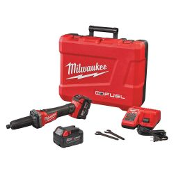 "MILWAUKEE 2784-22, DIE GRINDER KIT M18 FUEL 1/4"" - W/XC5.0 BATTERY PACK & CHARGER 2784-22"