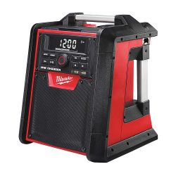 MILWAUKEE 2792-20, RADIO/CHARGER-M18 JOBSITE - WITH BLUETOOTH 2792-20