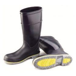 ONGUARD 89908110, BOOT-BATA POLYBLEND SIZE 11 - STEEL TOE & SHANK BLACK 89908110