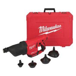 MILWAUKEE 2572A-20, DRAIN CLEANING AIR GUN - M12 AIRSNAKE TOOL ONLY 2572A-20