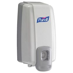 GOJO 2120-06CAN00, DISPENSER-PURELL NXT GRAY - (USES 1000ML REFILL) 2120-06CAN00