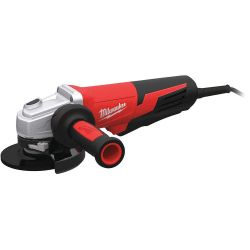 """MILWAUKEE 6161-30, GRINDER-ANGLE W/LOCK-ON 6"""" - 13AMP PADDLE SWITCH SMALL 6161-30"""