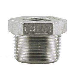 BOSHART INDUSTRIES SSH316T-12, TEE TYPE 316 1-1/4 - STAINLESS STEEL CLASS 150 - SSH316T-12