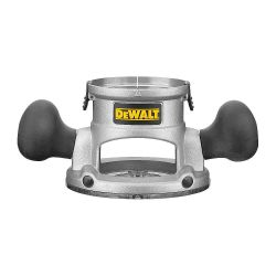 DEWALT DW6184, FIXED BASE FOR DW 616 / 618 - ROUTERS DW6184