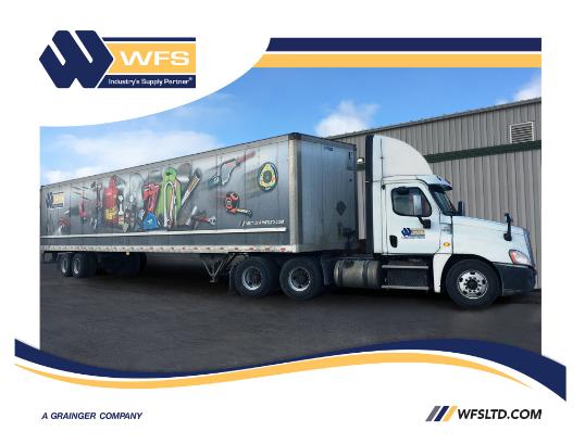WFSLTD Transport Truck Photo